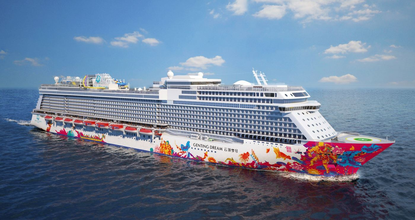 Genting Dream Cruise (1)